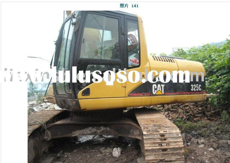 used caterpillar excavator cat325