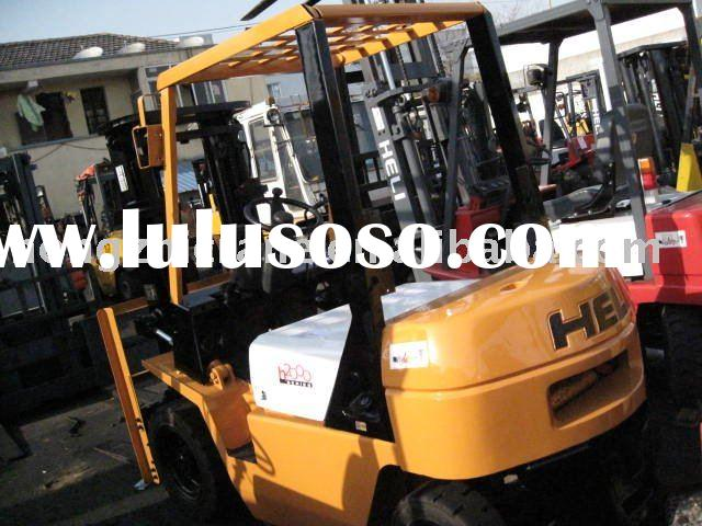 used forklift China Heli 3T forklift hot for sale