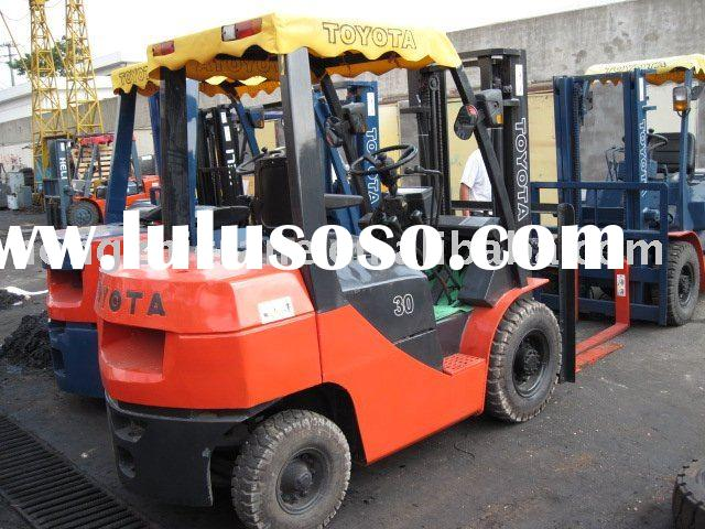 used forklift truck from Japan