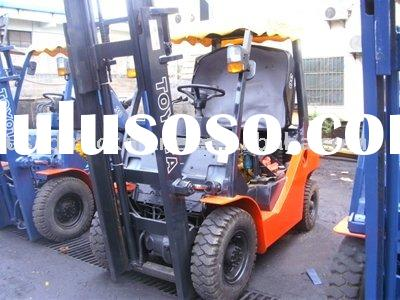 used toyota forklift truck 3t  toyota 30
