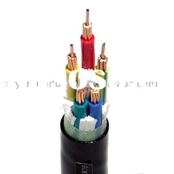 0.6/1kv PVC Insulated Power Cable for IEC Sizes