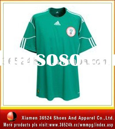 2010 World Cup Nigeria Home Jersey Shirt