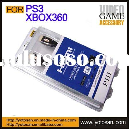 For PS3 XBOX 360 HDMI Cable For XBOX360 accessories