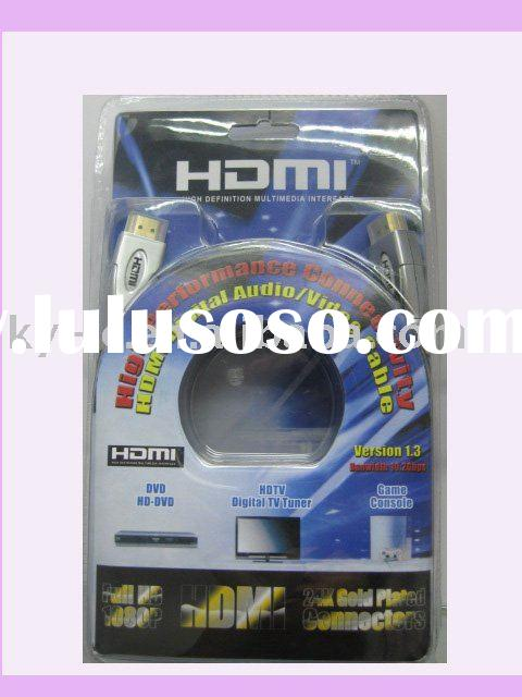 HDmi   cable for ps3 and xbox360  game player for video games