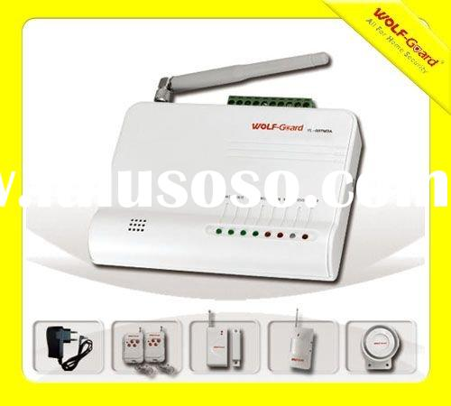 Intelligent GSM Auto-Dial Alarm systems
