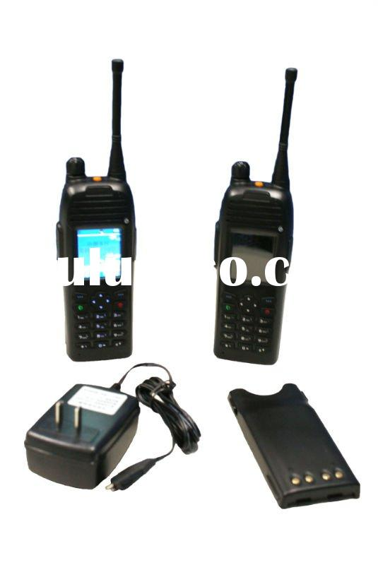 Radio Communication TETRA Handheld, TETRA Portable