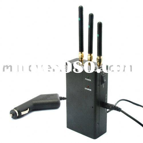 Mobile frequency jammer increment - portable mobile jammer electric