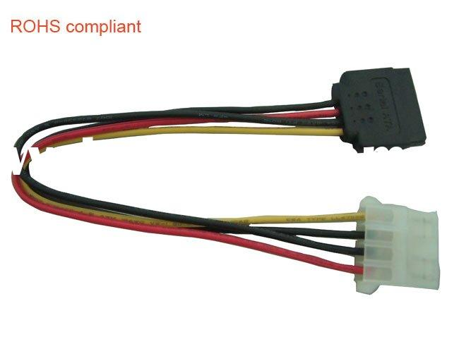 sata power cable adapter