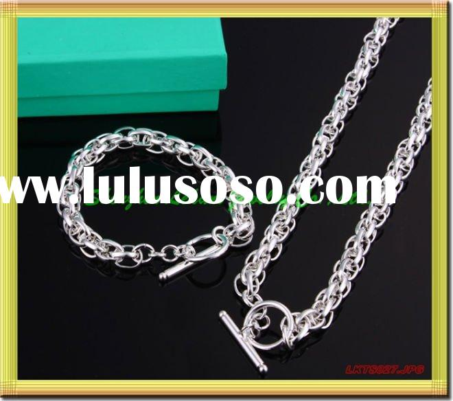 Fashion stainless steel jewelry findings