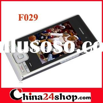 GPS WIFI TV dual sim card standby Mobile phone F029
