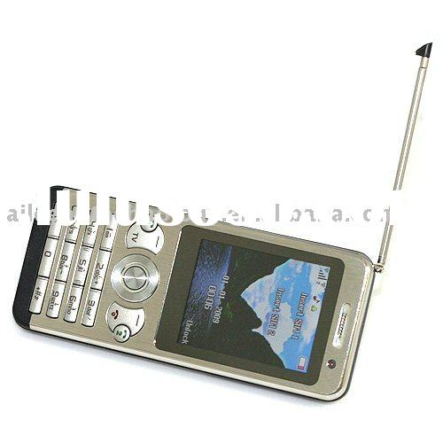 M20 dual sim gsm tv mobile cell phone with JAVA