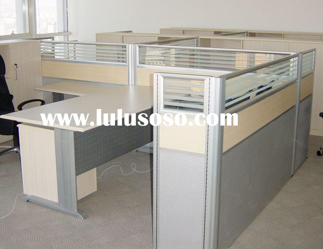 Modern Office Table and Desk Partition