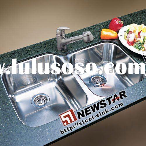 Offer undermount kitchen sinks, commercial stainless steel sinks, large stainless steel sink