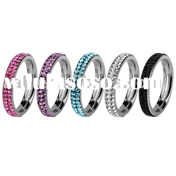 Stainless Steel Jewelry -  Wholesale Ring RSS454