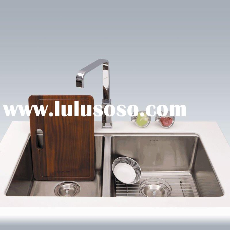 Stainless Steel Kitchen Sink/Double bowl sink/kitchen sink
