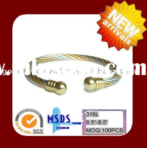 Stainless Steel  Wire bangle jewelry
