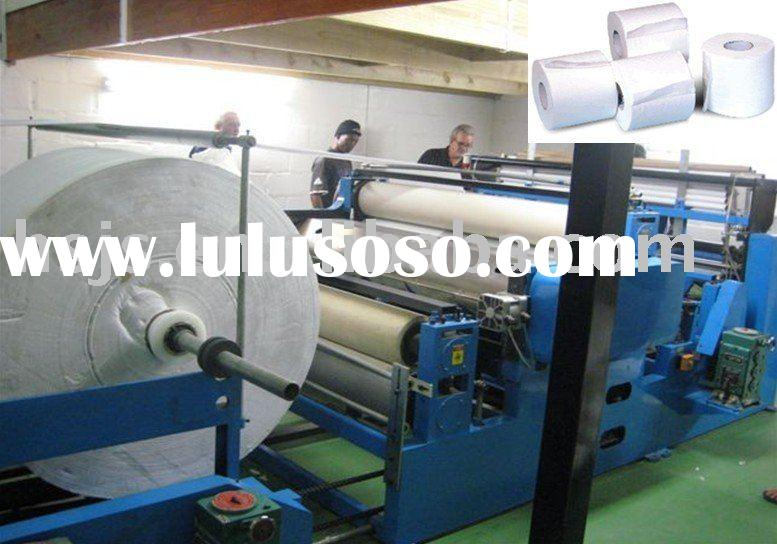 Toilet Paper Making Machinery