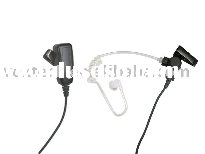 Two Way Radio Headset/Acoustic Tube Earpiece for Two Way Radio(ACH2042)