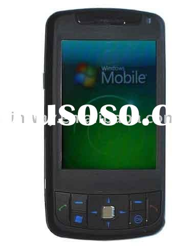 Windows Based GPS Smart phone with wifi