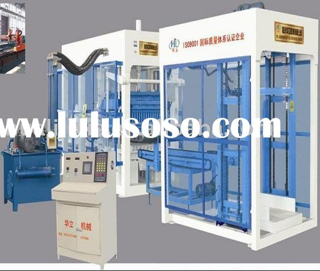 (T)Auto brick making machinery