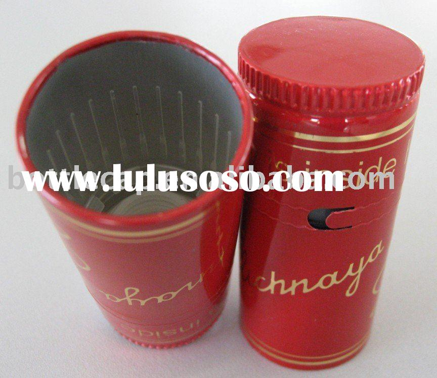 aluminum-plastic bottle closure