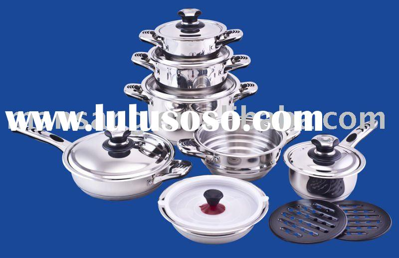 best quality stainless steel wholesale cookware