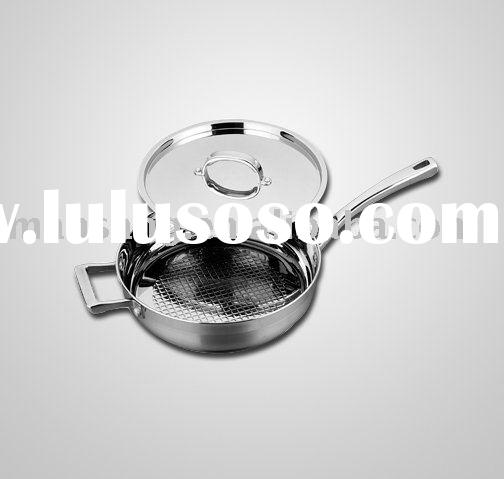 good quality cheap stainless steel style cookware
