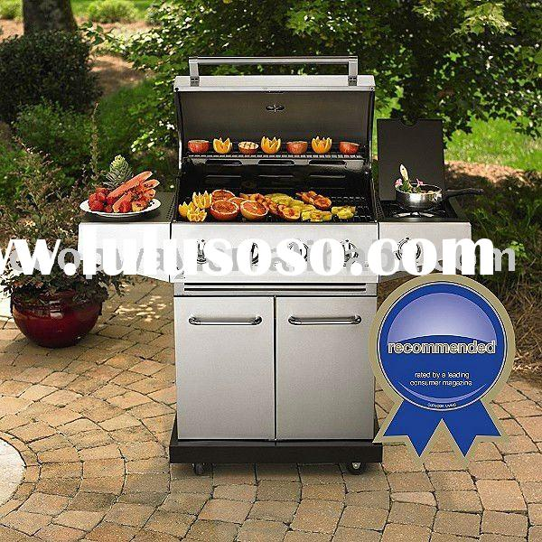 outdoor gas grill 4B+SB 720-0773(kenmore brand )