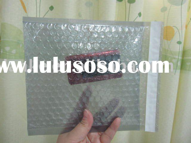 padded envelopes,transparent bubble mailer,mailling bags,paking list envelope