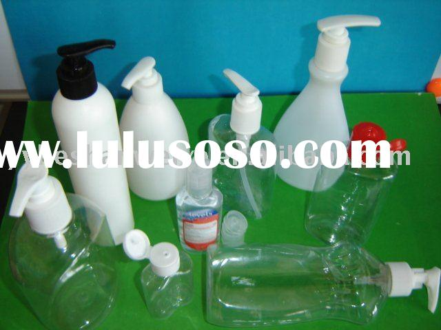 plastic bottle ,cosmetic packaging (empty bottles ,closure)