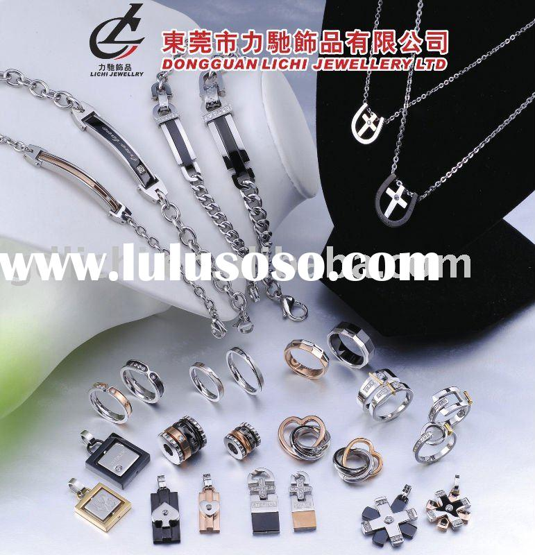stainless steel jewelry /jewellery findings