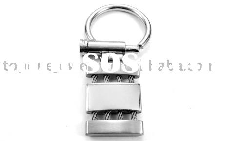 stainless steel key ring,stainless steel jewelry/men's jewelry