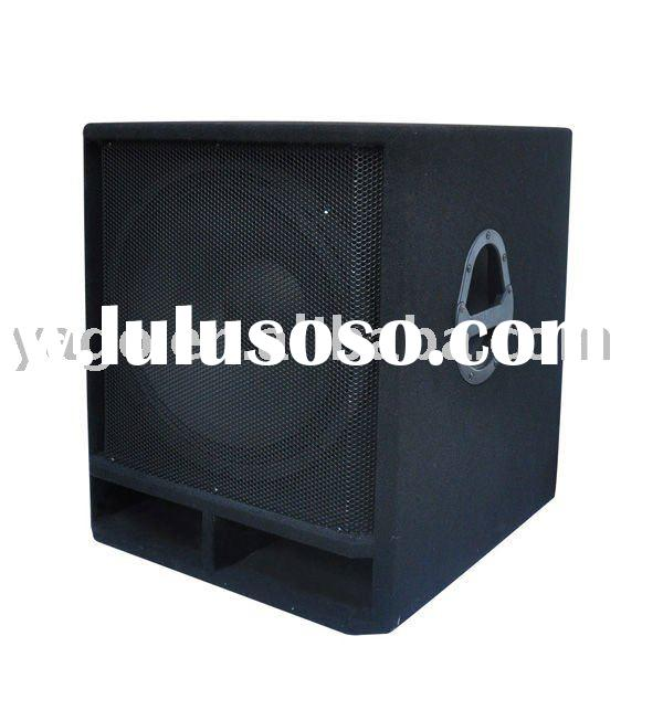 18 INCH PA SUBWOOFER BOX MODEL NO.PW-1813