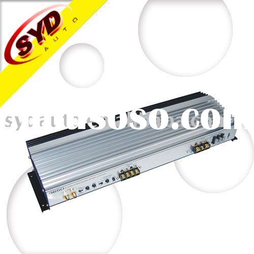 2010 new model car audio amplifier,auto power amplifier