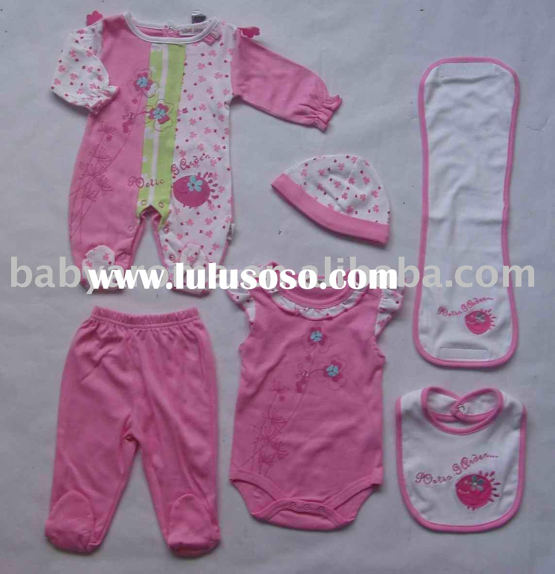Baby Clothing Sets(baby clothes)