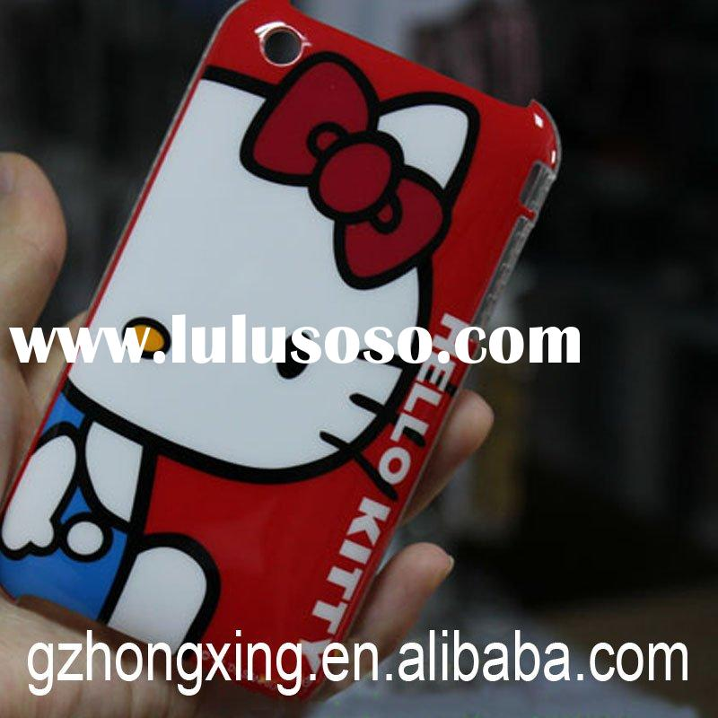 Beautiful Hello Kitty Mobile Phone Case for iPhone 3G(New Hard Case)