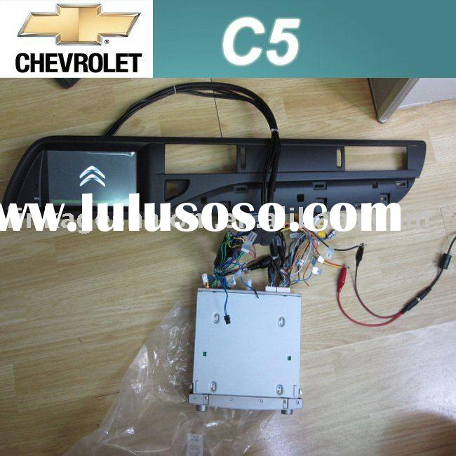 Car DVD Player with Car Subwoofer for Citroen C5