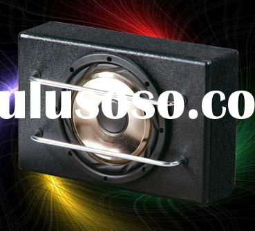 Car Subwoofer box (car audio, subwoofer)