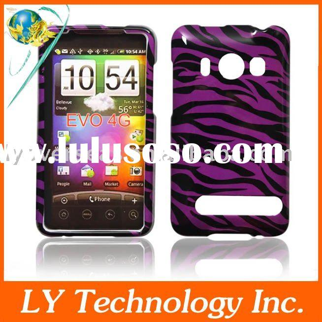 Cell phone crystal case for HTC EVO 4G (LY-H52)