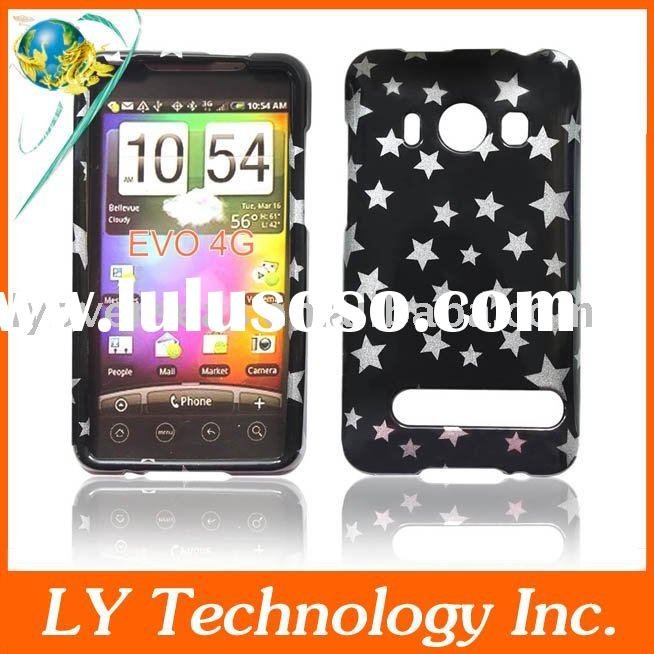 Cellular phone case for HTC EVO 4G (LY-H51)