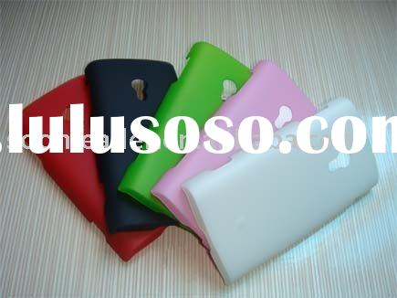 Colorful Plastic case for Sony Ericsson Xperia X10