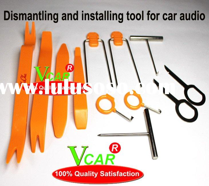 Diagnostic and installing Tool for Car Audio Car Repair Tool