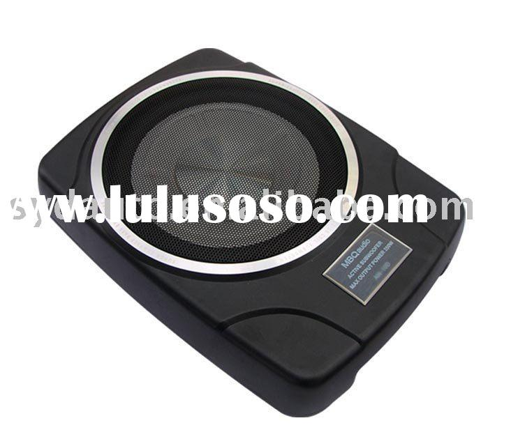 High 8 Inch active car  Subwoofer 800D Car stereo HiFi subwoofer, Performance subwoofer