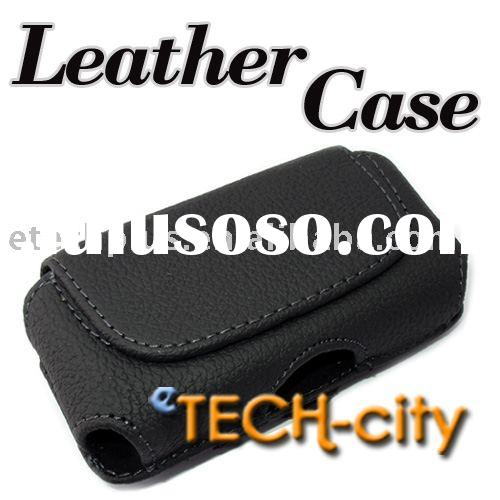 Leather Case Belt Pouch for T-Mobile Google G1 Android HTC G1 phone