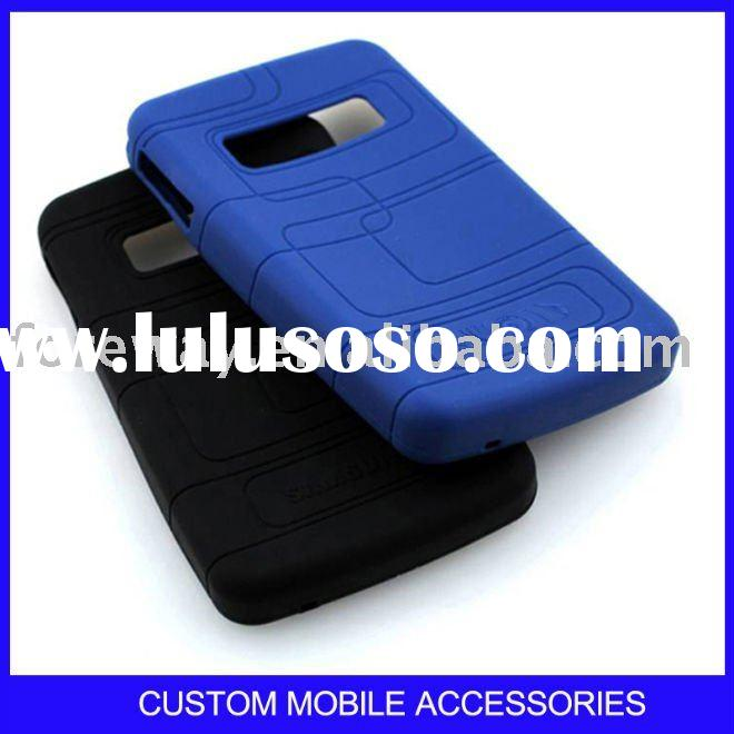 Mobil phone silicon cases