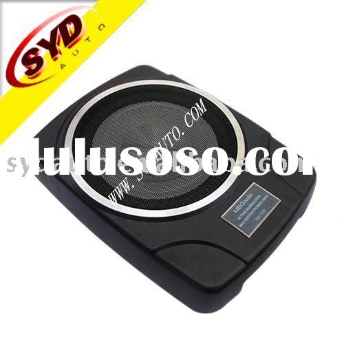 New 8Inch active car  Subwoofer 800D Car stereo HiFi subwoofer, Performance subwoofer