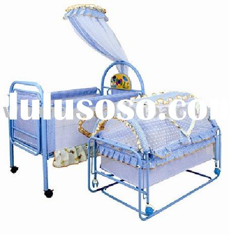 baby cot bedding set(WBB125)