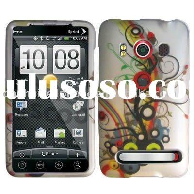 cell phone case cover for HTC EVO 4G (008)