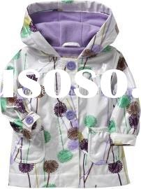 certified organic cotton&bamboo baby outerwear