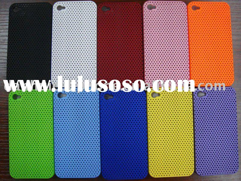 mobile phone case for iphone 4G net wave